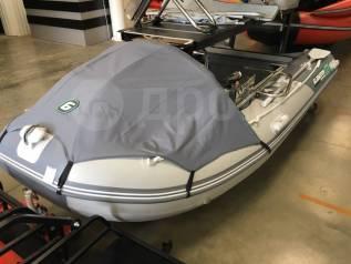 Надувная лодка Gladiator D370AL