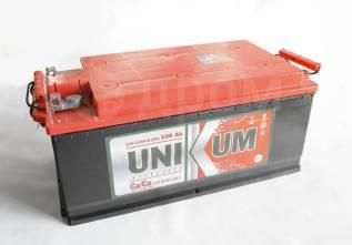 Аккумулятор 190 а/ч болт, грузовой, Unikum