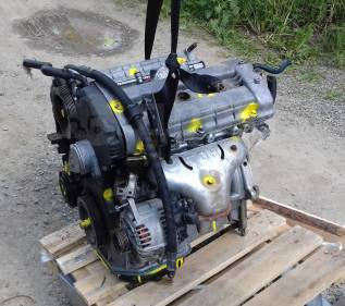 Контрактный Двигатель Hyundai, проверенный на ЕвроСтенде в Москве.