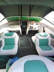 Продам катер Bayliner Capri с двух осным прицепом