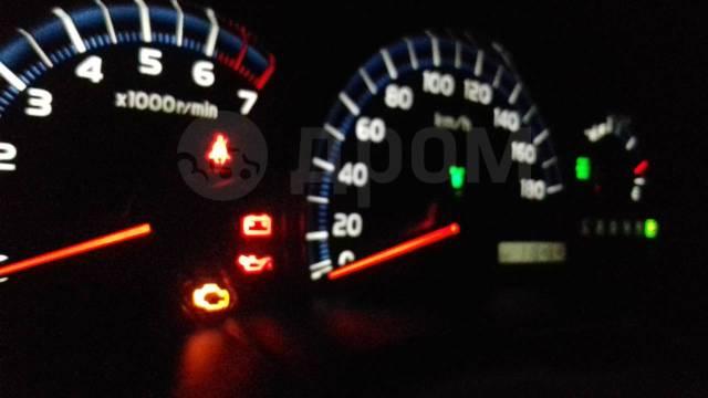 Спидометр синий оптитрон на Toyota Ipsum Acm 21/26