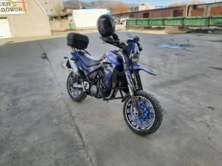 Yamaha XT 660X, 2004
