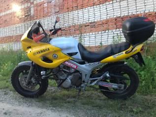 Yamaha TDM 850, 1999
