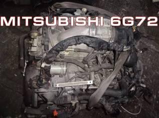 Двигатель Mitsubishi 6G72   Установка Гарантия Кредит Доставка