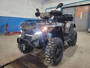 Linhai-Yamaha M550L, 2018