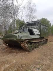 СМЗ ГТ-Т, 1987
