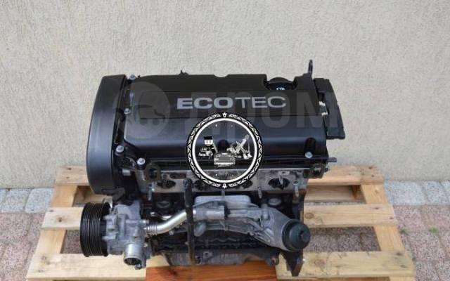 Контрактный Двигатель Chevrolet, проверен на ЕвроСтенде в Красноярске