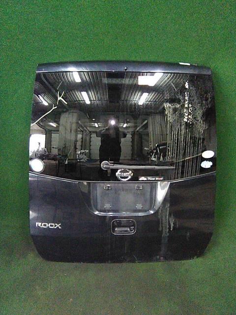 Дверь задняя Nissan, Mazda, Suzuki ROOX, Flairwagon, Palette, ML21S MM21S MK21S, K6AT K6A, 008-0010345