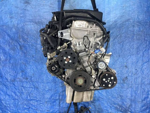 Контрактный ДВС Suzuki SX4 YA11S M15A A4257