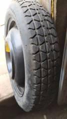 Запасное колесо Subaru. Bridgestone T155/70D17