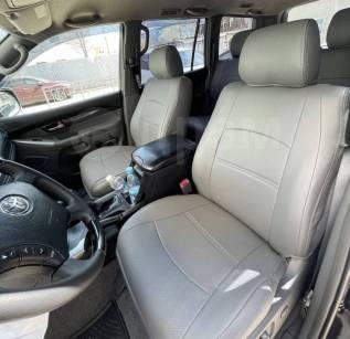 Модельные авточехлы премиум-качества для Toyota! Индивидуальный пошив!