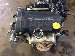 Контрактный Двигатель Opel, проверенный на ЕвроСтенде в Сочи.