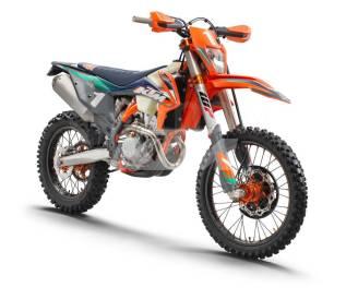 KTM 350 EXC-F, 2021