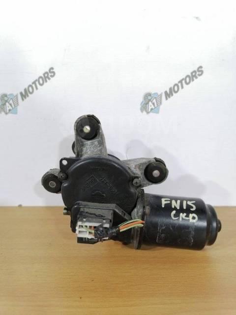 Мотор дворников Nissan Pulsar [288100M000] FN15 GA15DE, передний 288100M000