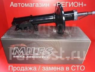 Амортизаторы Miles   низкая цена   замена в сервисе  доставка по РФ
