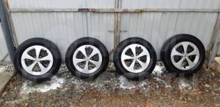 Комплект колес GoodYear 195/65 R15 на дисках Prius 30 рестайлинг