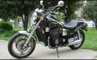 ОБМЕН... Kawasaki ZL 400