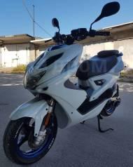 Yamaha Aerox, 2014
