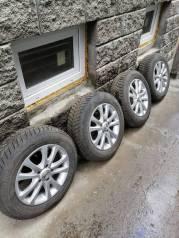 Продам шины на литых дисках