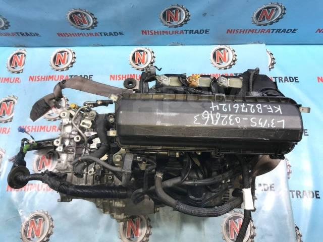 Двигатель + АКПП Daihatsu Tanto, L375S, KFVE №33