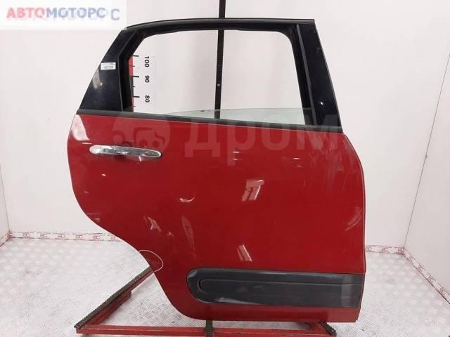 Дверь задняя правая Fiat 500L 2013 (Хетчбэк 5дв. )