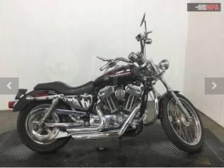 Harley-Davidson Sportster 1200 Custom XL1200C, 2006