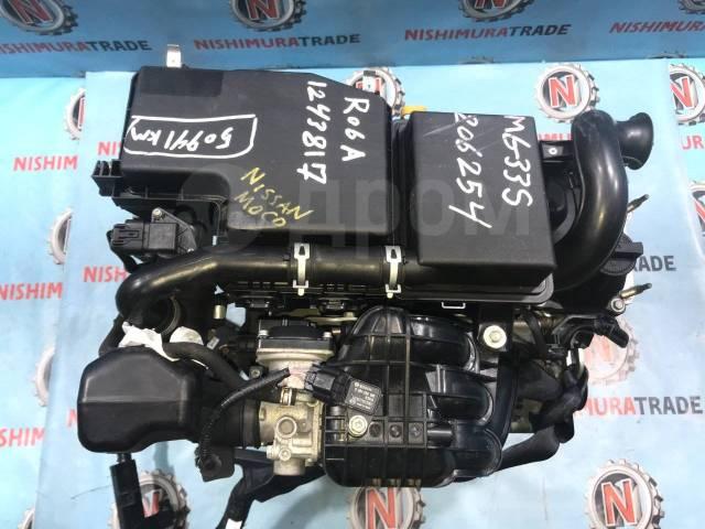 Двигатель Nissan MOCO 2012 MG33S, R06A №33