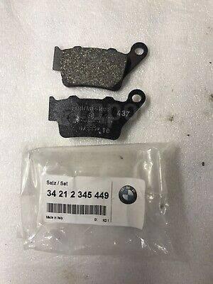 Колодки тормозные задние МОТО BMW F800GT, G310R