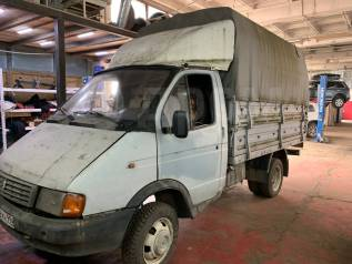ГАЗ 33021, 1994