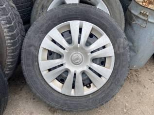 Колёса от Nissan Serena c26 195/65r15