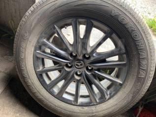 Продам резину с дисками для Mazda