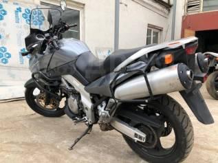 Suzuki V-Strom 1000, 2002