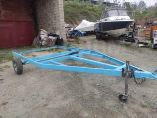 Прицеп для перевозки квадроцика, гидроцикла.