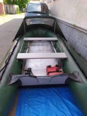 Продам лодку ПВХ Golfstream