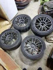 Продам литьё Lenso Venom R17 + Шины Dunlop Sportmaxx 225/50/17