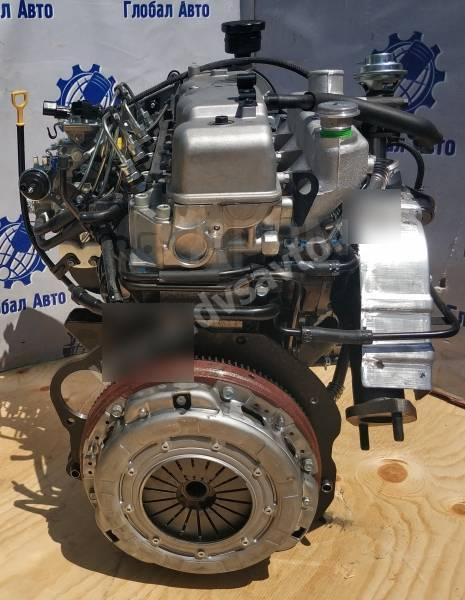 Двигатель D4BH (4D56 TCI) новый в сборе Porter, Starex, Pajero, Delica 375000