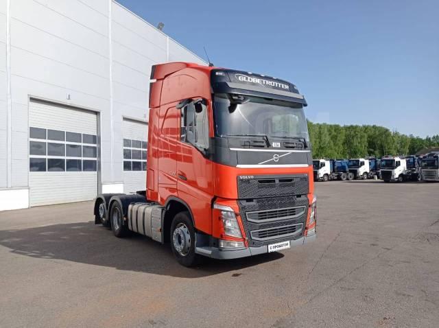 Volvo FH13. Volvo FH 6x2, 13 000куб. см., 6x2