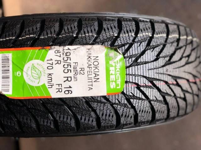 Nokian Hakkapeliitta R2, 195/55 R16