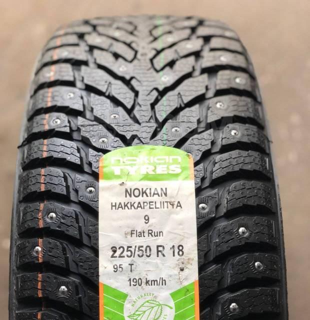 Nokian Hakkapeliitta 9, 225/50 R18, 225/45 r18