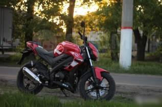 Мотоцикл Wels Ghost 250, 2016