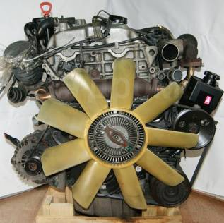 Двигатель дизельный D27DT (2.7 л) Евро-3 (контрактный)