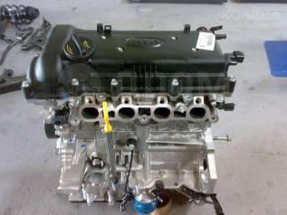 Двигатель G4FC 1.6 л. LongBlock