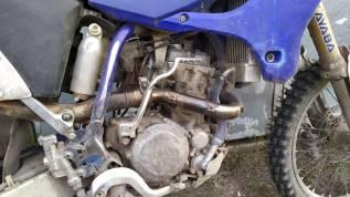 Yamaha YZ 250F, 2006