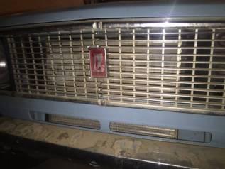 Решетка радиатора ВАЗ ЛАДА 2106 хром металл
