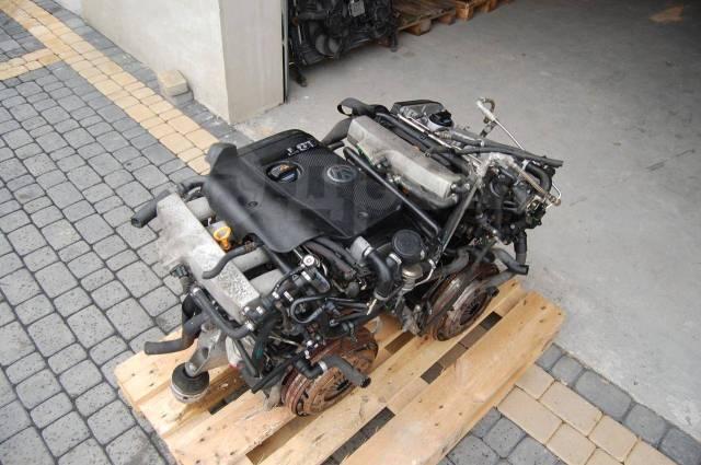 Контрактный Двигатель Volkswagen, проверенный на ЕвроСтенде в Перми
