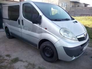 Opel Vivaro, 2008