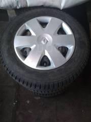 Продам комплект колес от рено логан.