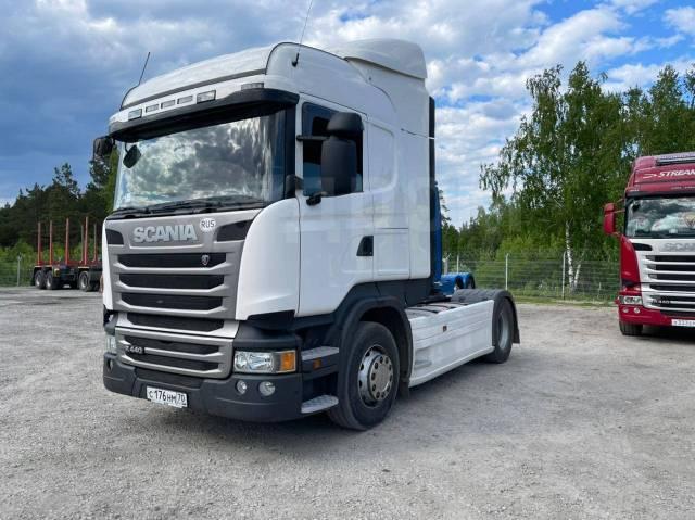 Scania R440. , 13 000куб. см., 19 000кг., 4x2