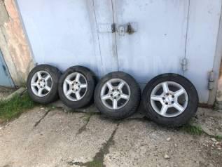 Продам колёса R15 зимние