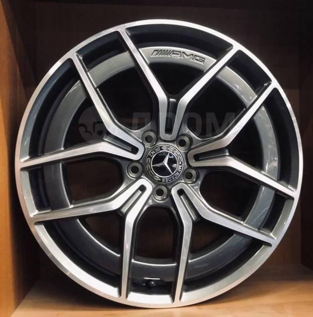 Оригинальные диски AMG Mercedes R19 5x112
